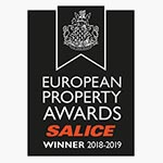 International Property Awards 2018-2019 logo