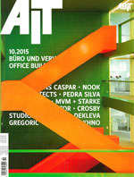 AIT Magazine, Germany, October 2015 cover