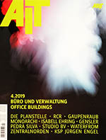 AIT, Germany, April 2019 cover