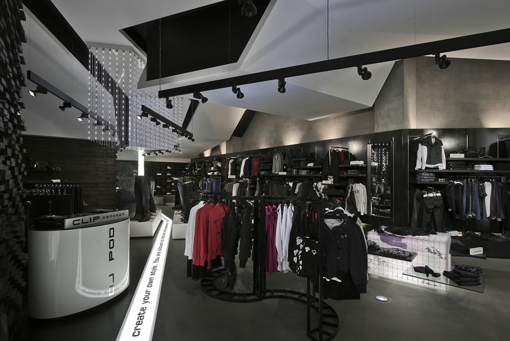 Clip Concept Store - General view